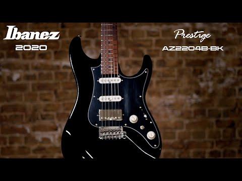 IBANEZ 2020 AZ2204B-BK Prestige | NAMM 2020