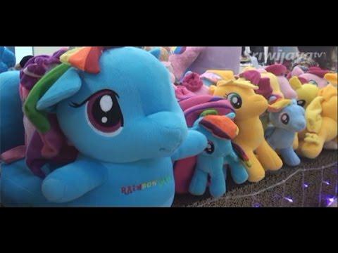 Boneka Little Pony Mewarnai Toko Mainan Di Palembang - YouTube 0821e5115e