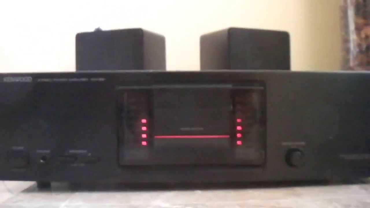 Kenwood KM-991 Power Amplifier on
