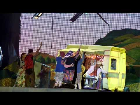 Emir Kusturica's Punk Opera
