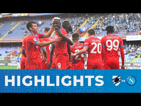 HIGHLIGHTS | Sampdoria - Napoli 0-4 | Serie A - 5ª giornata