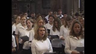 Sancta Maria, Satz: Manfred Bühler - ASG Chor in Venedig