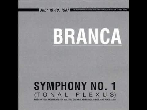 Glenn Branca - Symphony No. 1 Tonal Plexus (1983) - FULL ALBUM