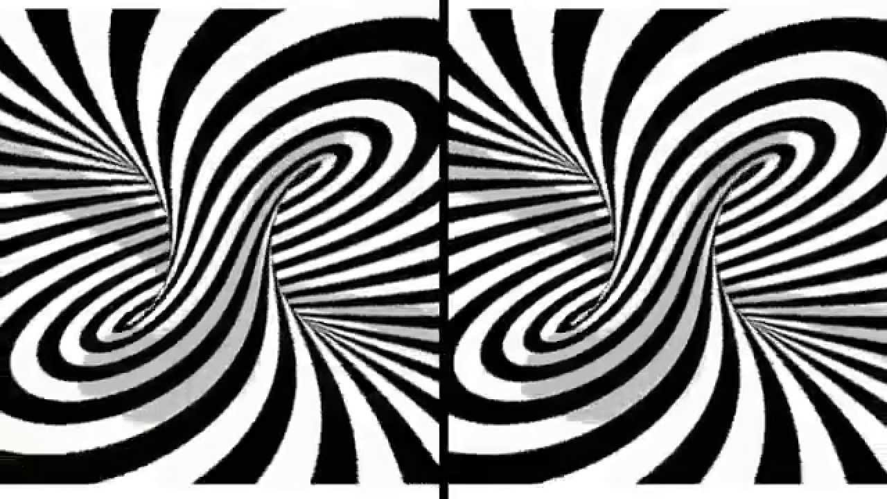 3D Moving optical illusions for the brain Optical Illusion ...