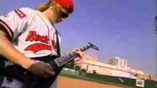Dave Mustaine playing National Anthem.mp4