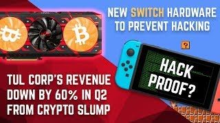 Hot News Live! - PowerColor GPU Sales Down 60% & Unhackable Switch?