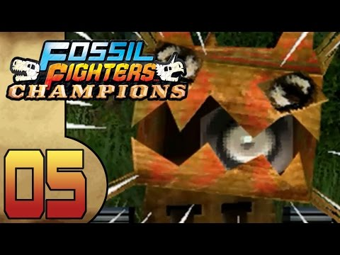 Fossil fighters champions wiki