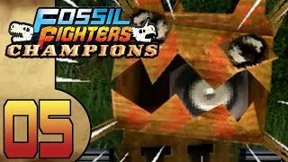 Fossil Fighters Champions (DS) Part 5 (Masked Girls & Monsters)