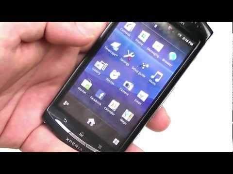 English: Sony Ericsson Xperia neo review