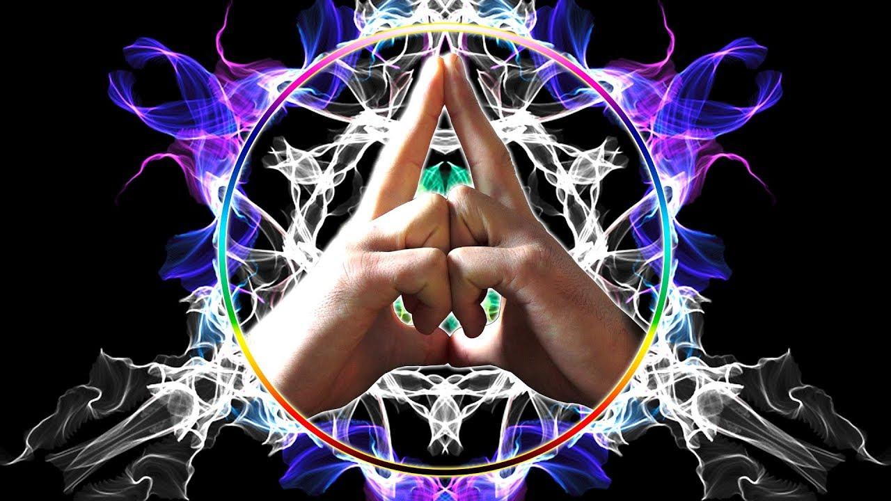 Third Eye Opening Music⎪1 45 Hz Pineal Gland Entrainment⎪Transcend Time  Ajna Chakra⎪Kalesvara Mudra