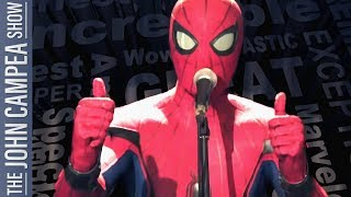 Spider-Man: Far From Home Reactions Suggest Best Spidey Yet - The John Campea Show