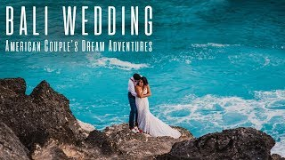 Download Video AMERICAN'S AMAZING WEDDING IN BALI - Part 1 MP3 3GP MP4