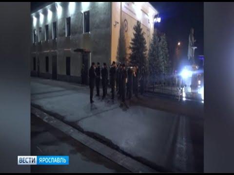 Сводный отряд полиции Ярославской области вернулся домой из Республики Дагестан