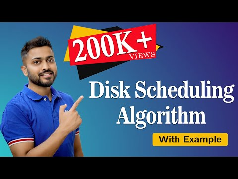 Disk Scheduling Algorithm | Operating System