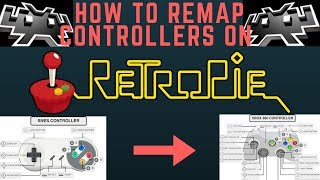 How To Remap Controllers On RetroPie (RetroArch Config)