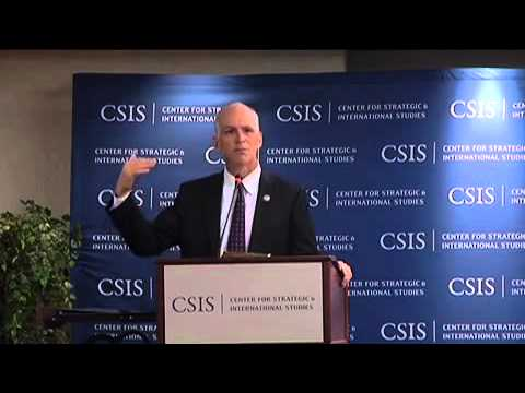 Military Strategy Forum Congressman Adam Smith D WA, Ranking Member, House Armed Services Committee