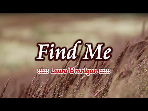 Find Me - Laura Branigan (KARAOKE)