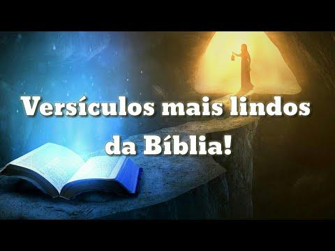 Versículos mais lindos da Bíblia!