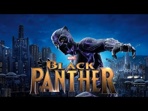 Black Panther Trailer w/ Black Panther Theme Song