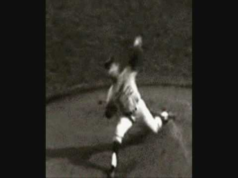 Sandy Koufax perfect game