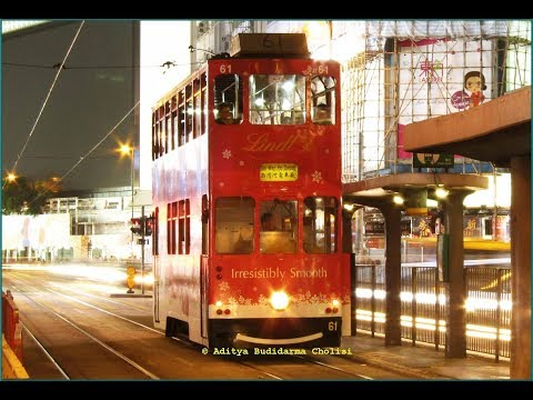 Centurian Hongkong Electric Tram System
