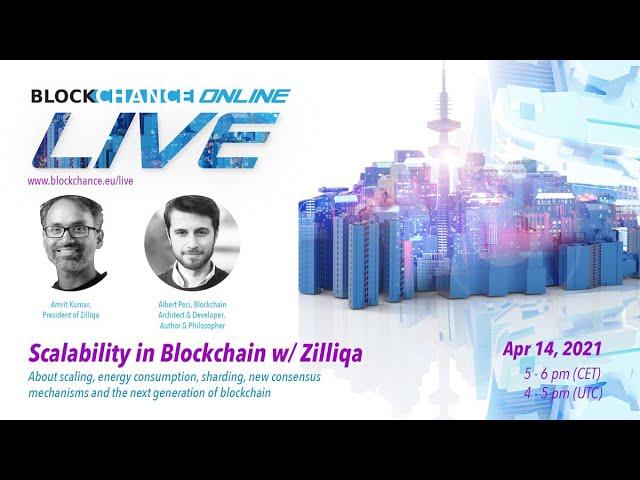 Scalability in Blockchain w/ Zilliqa & Amrit Kumar - BCO#9