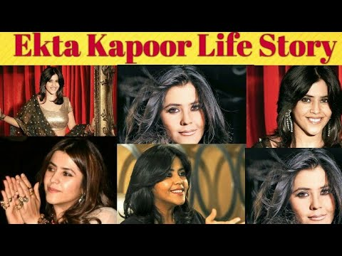Bollywood News||Ekta Kapoor Life Story