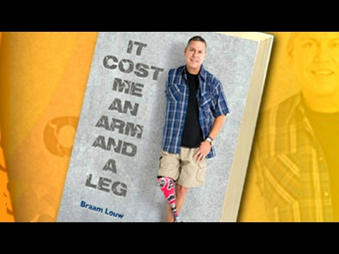 BOOK REVIEW: IT COST ME AN ARM AND A LEG by Braam Louw