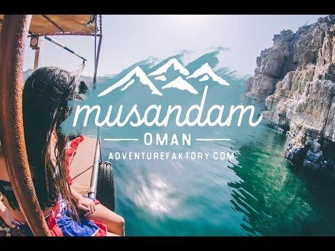 ROAD TRIP TO OMAN MUSANDAM
