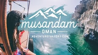 ROAD TRIP TO OMAN MUSANDAM