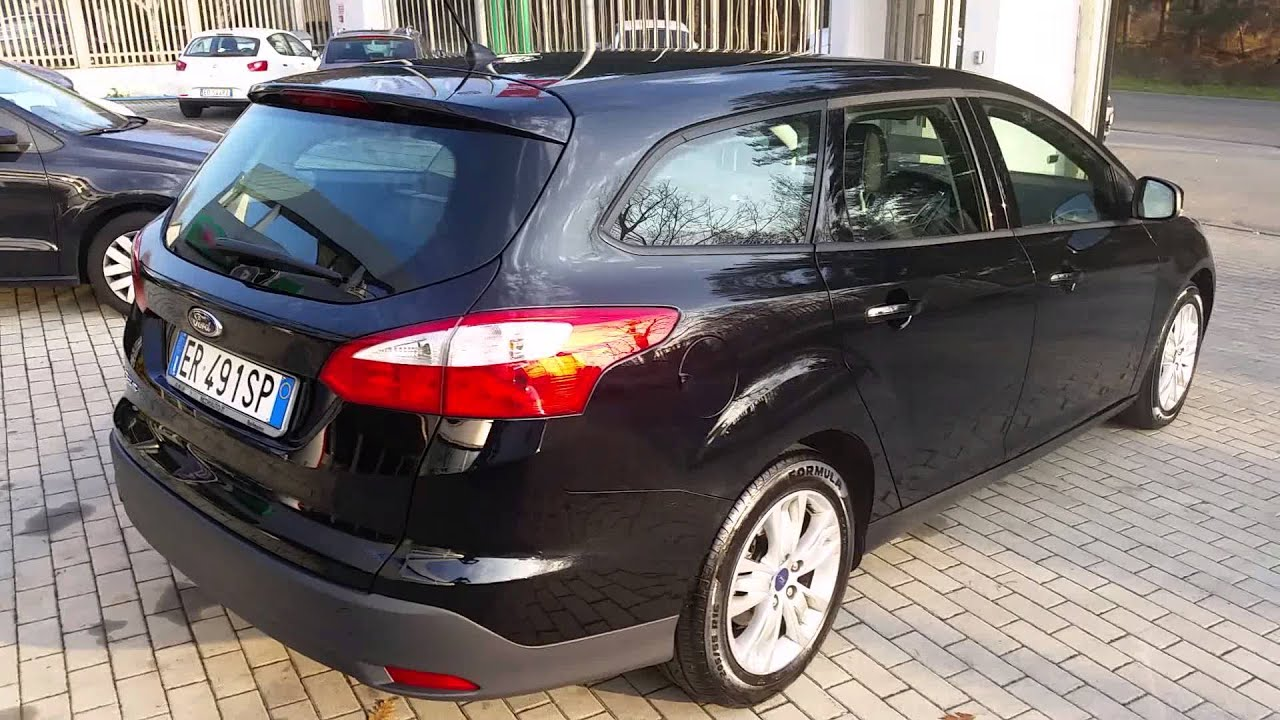 ford focus 1 6 tdci 115 cv sw business