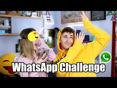 12 SONGS WHATSAPP CHALLENGE | Hermanos Jaso