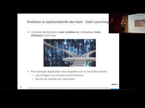 Gérer les performances applicatives en mode Agile par Claude  Falguière