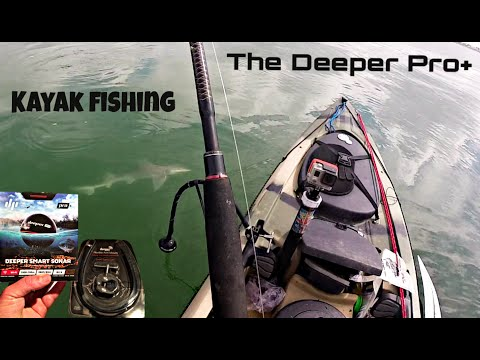 Kayak Fishing with the Deeper pro +
