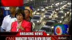 Hurricane Katrina Coverage: Evacuation Ordered (8/28/2005) - CNN