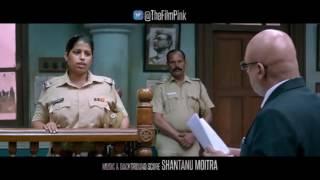 PINK Dialogue Promo 05 | Shoojit Sircar | Amitabh Bachchan | Taapsee Pannu