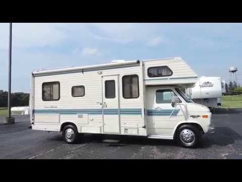 Good Solid Local Trade In 23' 1991 Four Winds Chevrolet 23A