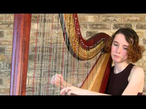 O Holy Night / Minuit Chrétiens (Harp)