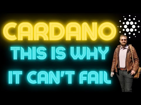 This IS BIG 🔥 Cardano News Today, One Of The Best Cryptocurrencies To Buy