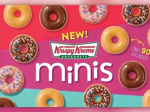Heath West - Krispy Kreme Adds Mini Doughnuts