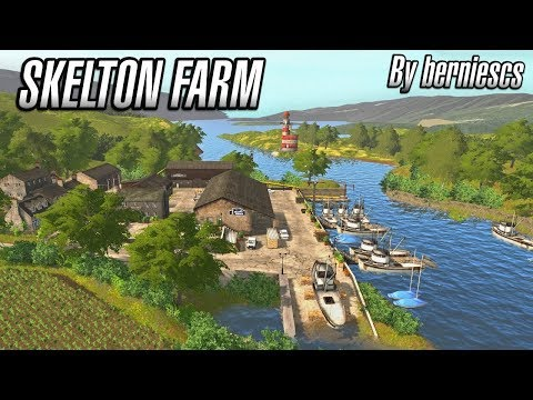 SKELTON FARM First Look | Farming Simulator 2017