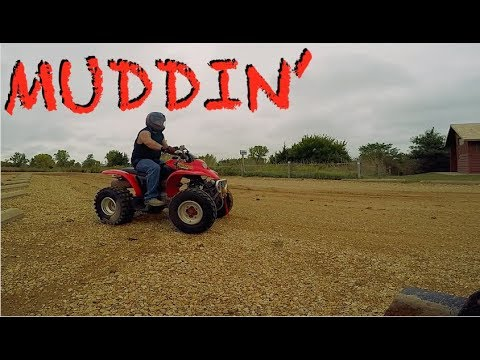 Fuel Pump Swap & 4 Wheelin' In Mud