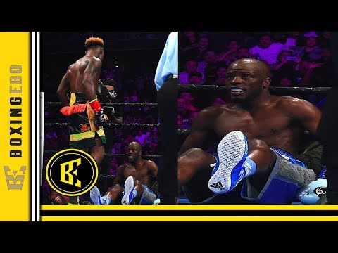 CHARLO GREAT WIN OVER HARRISON DOES #S, OLD MEDIA MAD, CHARLO A STAR W/ OPTIONS