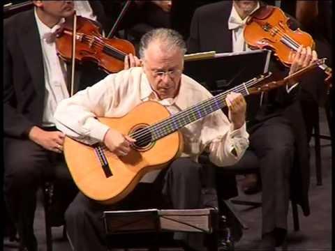Celedonio Romero: Concierto de Malaga played by Pepe Romero , first movement: allegro vivace