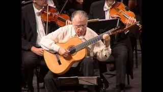 Celedonio Romero: Concierto de Malaga played by Pepe Romero , first movement: allegro vivace