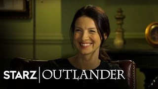 Outlander | Caitriona & Sam Answer Your Questions | STARZ