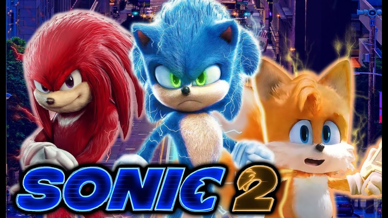 Sonic The Hedgehog 2 Movie Has Knuckles 2022 Leaks News Youtube