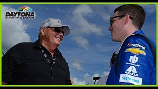 Hendrick happy with Bowman's pole win