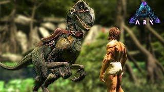 Ark Survival Evolved Prezivljavanje - INDORAPTOR!!! (Aberration)