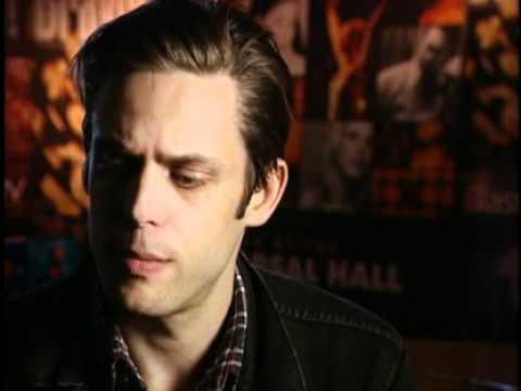 """Tim Fletcher (The Stills) - Interview on """"Playlist Uncut"""""""